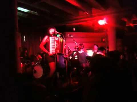 Alicia Rose Ms. Murgatroid Led Zeppelin Doug Fir 2010