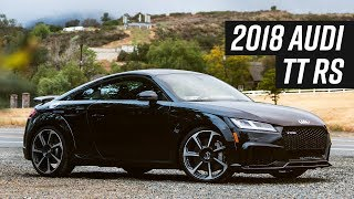 Audi TT RS 2018 - Tech Meets Speed