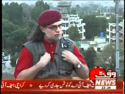 Zaid Hamid : Master stroke - This explosive Azaan can actually trigger a military coup in Pakistan!