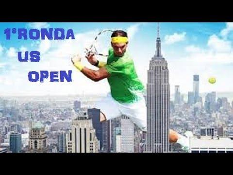 GRAND SLAM TENNIS 2 / US OPEN - 1ª RONDA / COMENTADO - HD
