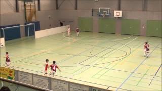 U10 FC Augsburg - FC Bayern München 2:3 Autohaus Ebersberg Cup 2015