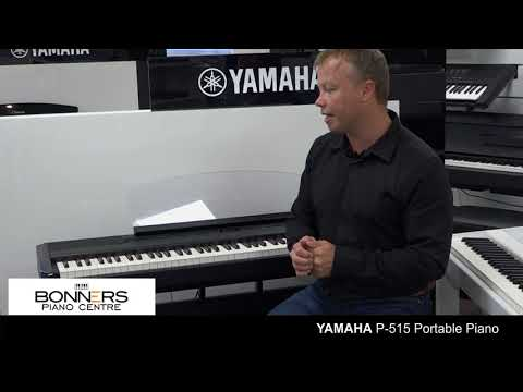 Yamaha P515 Portable Piano Keyboard | Full Buyers Guide  AMAZING!!