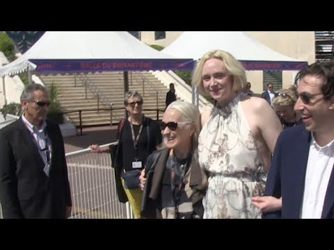 Download Gwendoline Christie, Jane Campion and more attending the photocall for Top of the Lake China Girl