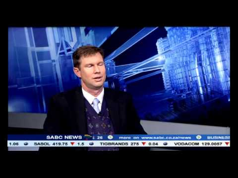 The Global Mining Sector: Andries Rossouw ( PWC )