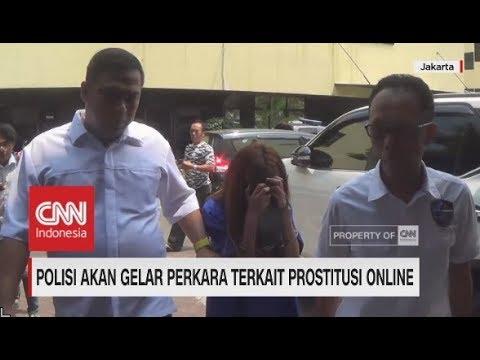 Polisi kembali Periksa Tersangka Muncikari E-S Terkait Prostitusi Online Mp3