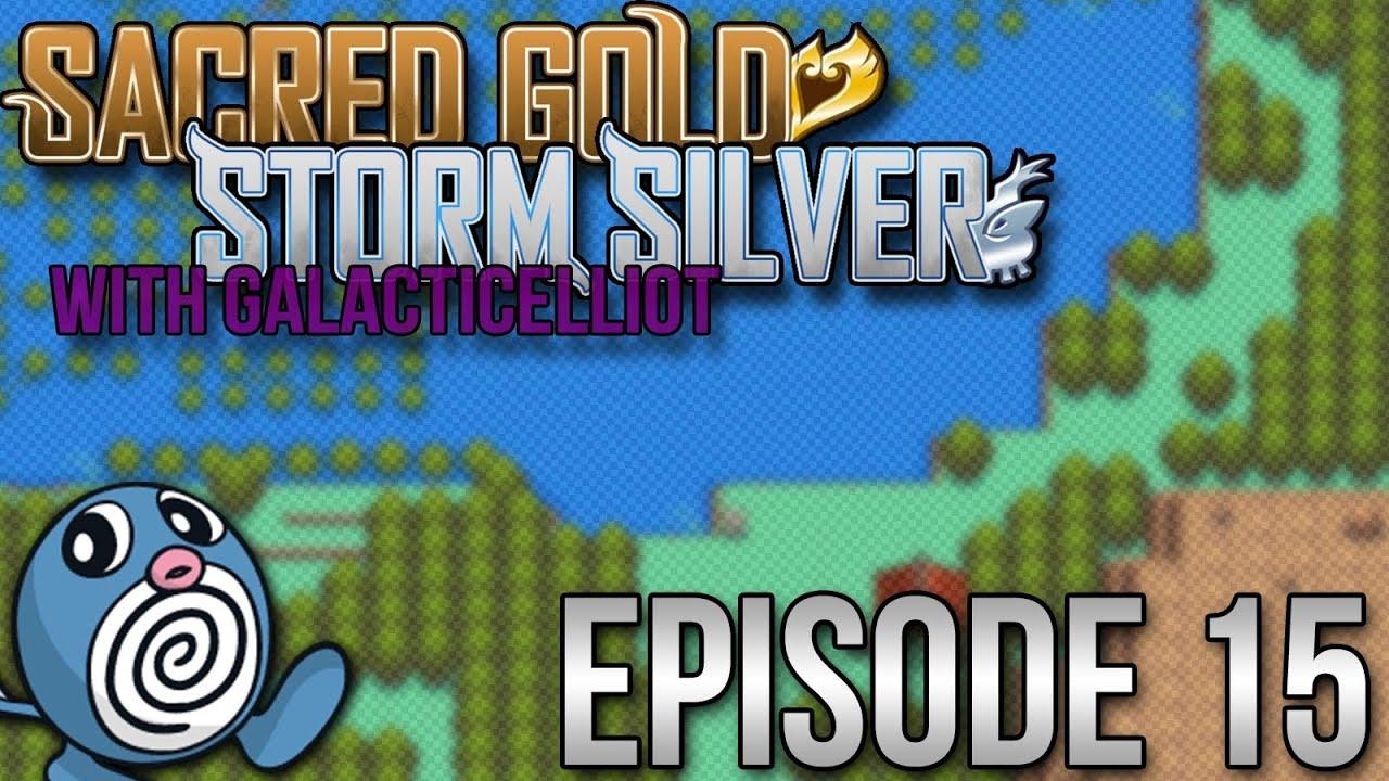 Pokemon sacred gold and storm silver pokedex