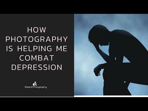 Come questo fotografo utilizza la sua macchina fotografica per combattere la depressione