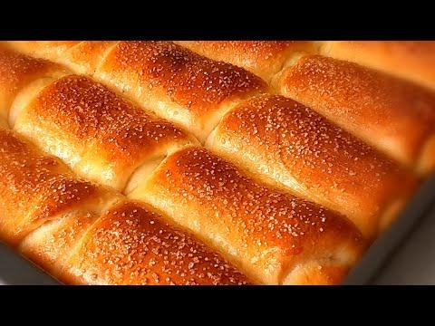 Сахарные сочные булочки