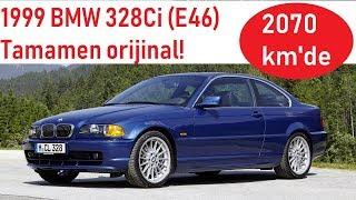 E46 BMW 328Ci 1999 test sürüşü