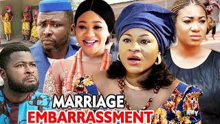 Marriage Embarrassment Season 5 & 6 - Destiny Etiko / Onny Michael 2019 Latest Nigerian Movie