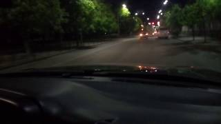 Chevrolet Avalanche.  Тест-драйв по Волынской (г. Киев)