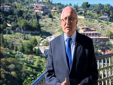 Museodelapalabra.com Entrevista a César Egido en los Informativos Televisión Española