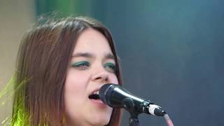 FIRST AID KIT - FIREWORKS (new song) - SHATTERED AND HOLLOW - STOCKHOLM - GRÖNA LUND - 19.6