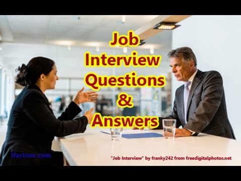 TELL ME ABOUT YOURSELF GOOD ANSWER | Job Interview Questions