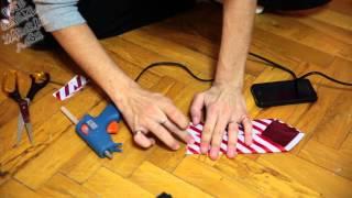 Kravattan Telefon Kılıfı Nasıl Yaparım?