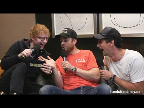 Ed Sheeran & Hamish To Release Fitness DVD?
