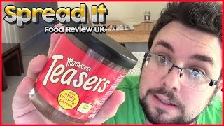 Maltesers Teasers Spread Review | Spread It