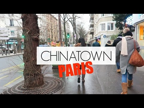 Paris Day 2 ~ Quartier Chinois (Chinatown) | patplustricia