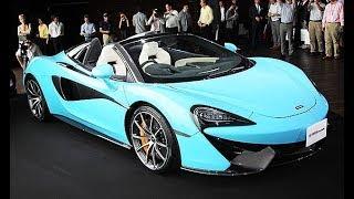 英高級車メーカー、マクラーレン・オートモーティブは22日、オープン...