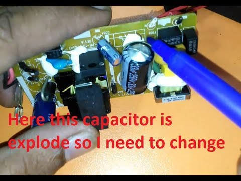 How To Check & Repair SMPS. switch mode power supply - YouTube