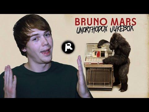 Bruno Mars - Unorthodox Jukebox   Album Review