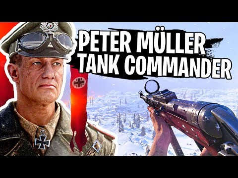 The 'Peter Müller' Challenge - Tank Commander! (BF5 Firestorm)
