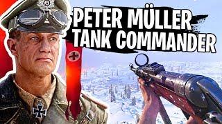 The 'Peter Müller' Loadout - Tank Commander! (BF5 Firestorm)
