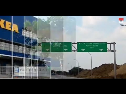 IKEA Indonesia, alam sutera - spot review