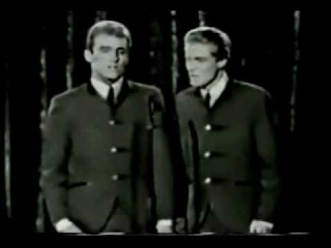 Jan and Dean - Surf City (Live 1963)