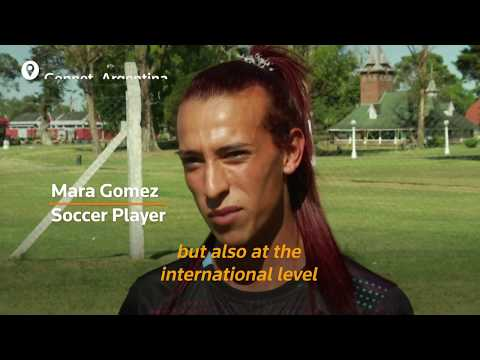 Argentina's Transgender Soccer Star