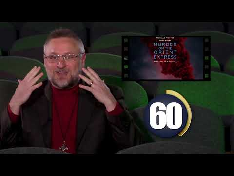 REEL FAITH 60 Second Review of MURDER ON THE ORIENT EXPRESS