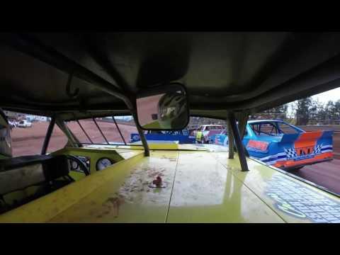 Travelers Rest Speedway   3-11-17   Thunder Bomber   Mitch