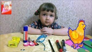Как сделать курочку на пасху поделка своими руками do chicken Easter crafts with their hands