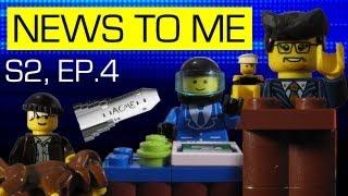 LEGO News To Me: Justin Bieber Parody