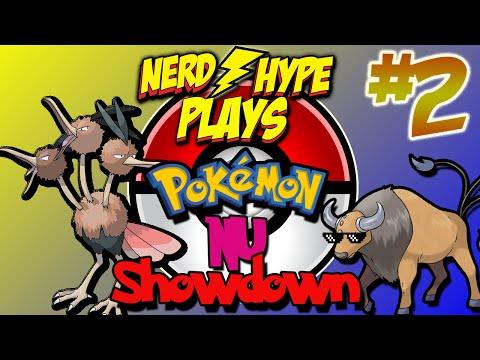 "Pokemon ORAS NU : ""Tau-ROAST?!"" - NH Plays w/ DannyMac & Raitonin"