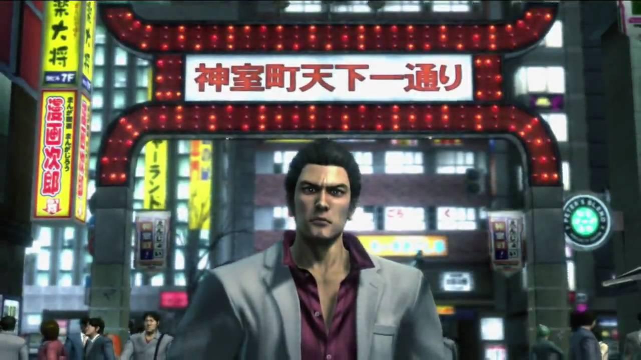 Yakuza Remasters Announced for PS4, Yakuza 3 Coming this Summer