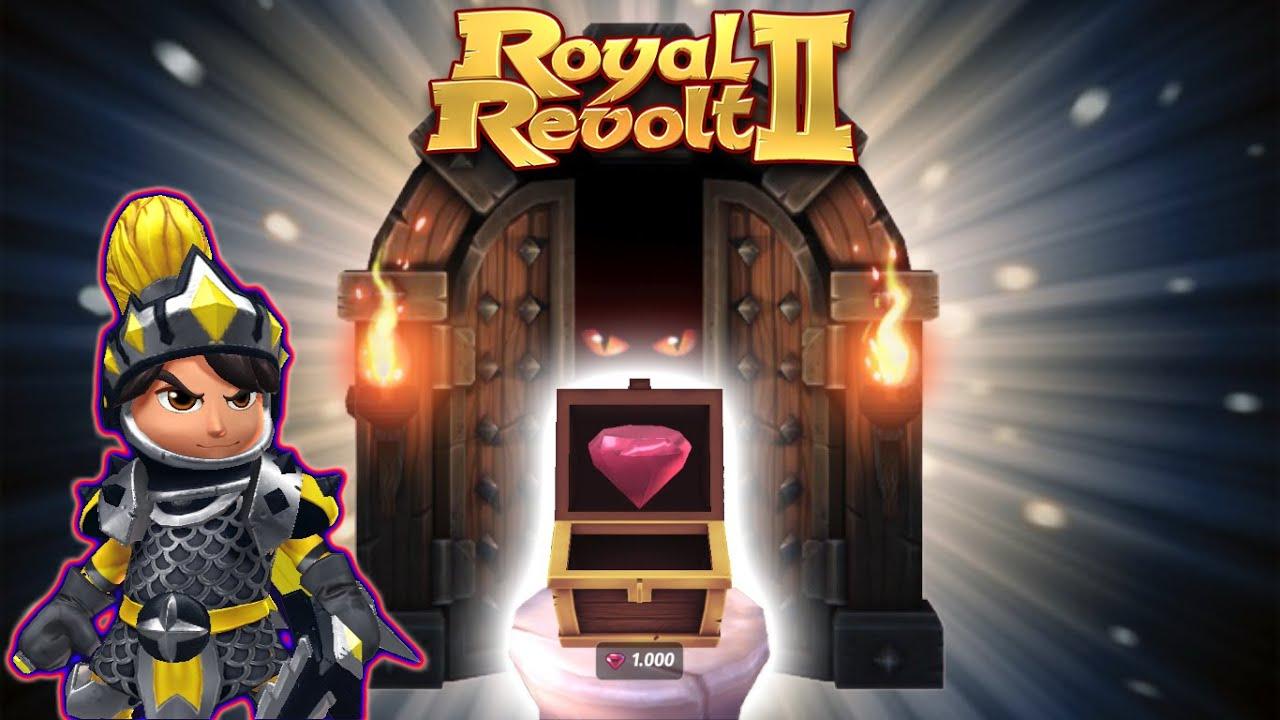 Royal Revolt 2 telecharger gratuit sans verification humaine