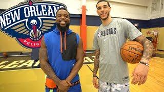 cash-vs-lonzo-ball-craziest-3-point-basketball-shootout