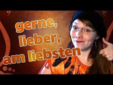 Lieber German