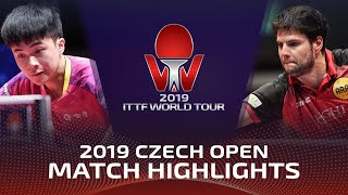 Дмитрий Овчаров vs Lin Yun-Ju | Czech Open 2019 (Final)