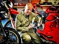 WD40 Motorcycle chain cleaner and lube review