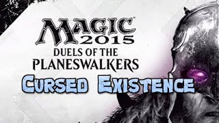 Magic The Gathering: Cursed Existence