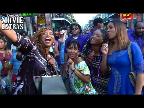Thumbnail: Go Behind the Scenes of Girls Trip (2017)