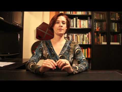 Video 4 Formal Poetry Part 1