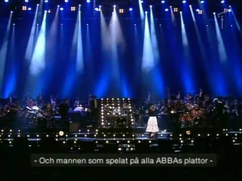 Jessica Folcker - The name of the game (Live @ Abba The Tribute) mp3
