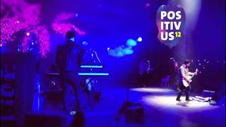 Manic Street Preachers - Found That Soul - LIVE Positivus 2012 (audio HQ)