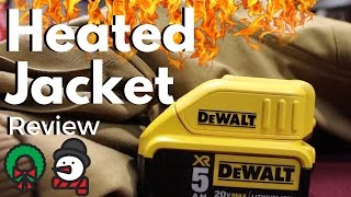 DeWALT DCHJ064B Heated Coat Jacket