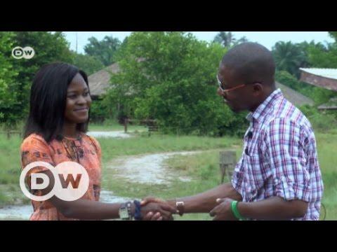 Egbe meets Chinma George | DW English