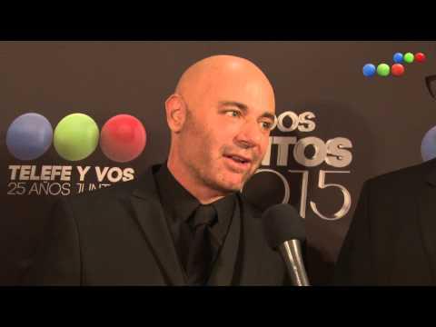 Alfombra Roja, llega el jurado de MasterChef - Todos Juntos 2015
