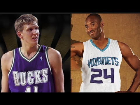 Top 15 NBA Players Who Never Played For The Team That Drafted Them